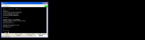 Использование консольного окна Java