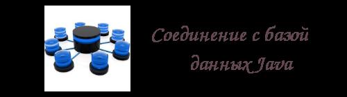 Соединение с базой данных Java