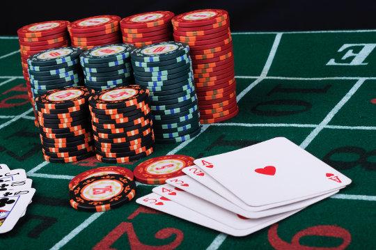 Вопрос безопасности в интернет-казино