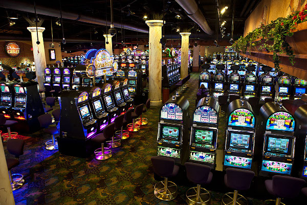 Принцип работы игровых автоматов в онлайн-казино