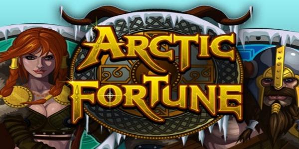 Игровой автомат Arctic Fortune - для бесстрашных викингов