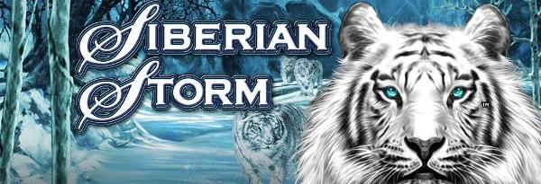 Попробуй свои силы с игровым автоматом Siberian Storm