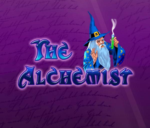 Игровой автомат The Alchemist - превращение свинца в золото