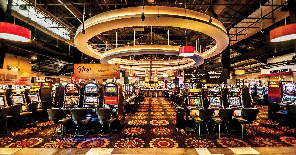 Непобедимые автоматы или почему казино всегда остается в выигрыше