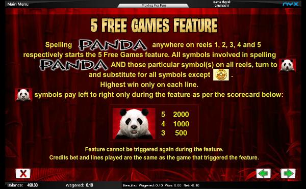 Игровой автомат Wild Panda - завоюй сокровища панд в казино Вулкан Россия