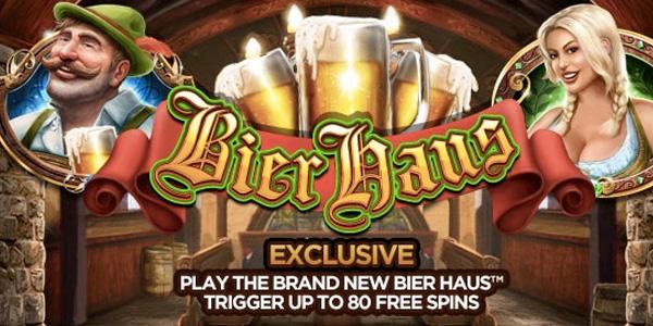 Игровой автомат Bier Haus - выигрывай по крупному в казино Адмирал