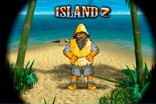Игровой автомат Island 2 - найди спрятанные сокровища в казино Вулкан