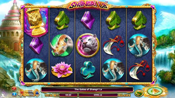Игровой автомат Shangri La - немалые выигрыши для игроков казино Вулкан 24