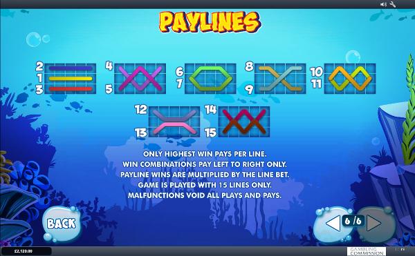 Игровой автомат Wacky Waters - необычные выигрыши в казино Вулкан Platinum