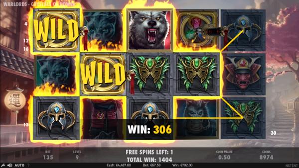 Игровой автомат Warlords: Crystals of Power - бесплатно играй в аппарате в Admiral 777 казино