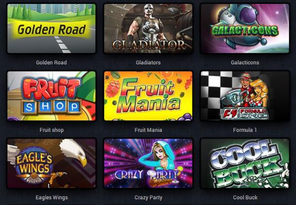 Казино Вулкан Делюкс - для любителей качественных игровых автоматов