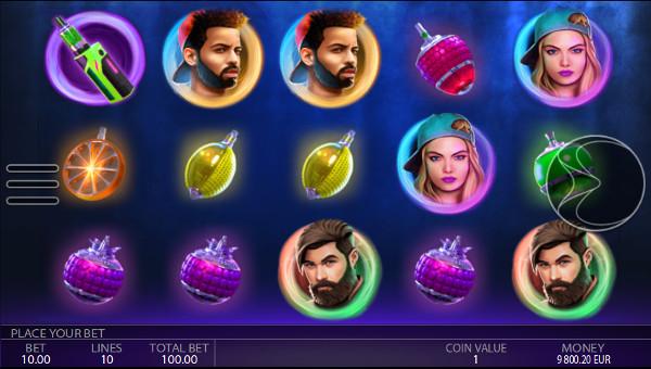 Игровой автомат Diamond Vapor - в онлайн казино Х сорви джекпот