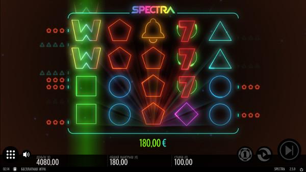 Игровой автомат Spectra - играть в онлайн казино Рокс