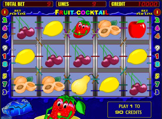 игровые автоматы фрукты
